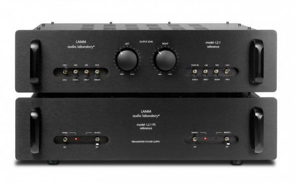 Lamm L2.1 Linestage Preamplifier | Fly-in Installation and Setup on Reference-level Lamm Gear!
