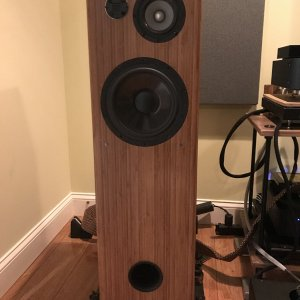 Bache Audio Metro 001 speakers