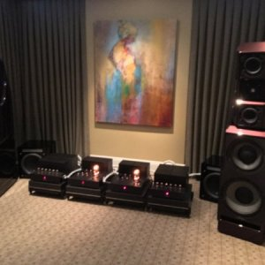 Stev Williams Listening Room