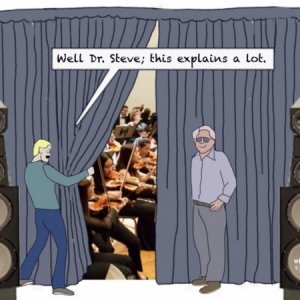 The Listening Room  Of Steve Williams